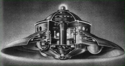 UFO ideskiss