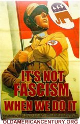 George W Bush and the 14 Points of fascism