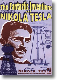 The Fantastic Inventions of Nikola Tesla by Nikola Tesla